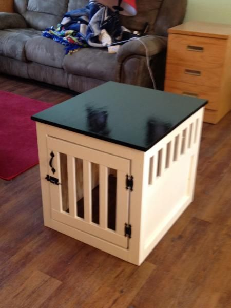 Build Dog Crate Yourself Woodworking Projects Amp Plans