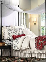 Cassandra Ruffled Bedspread and other Bedroom Bedspreads at Linen Source. | linensource