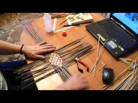 мастер класс по изготовлению крышки с рисунком ввиде ромба, как сделать бортик на коробке