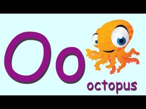 Английский для детей. Поём алфавит