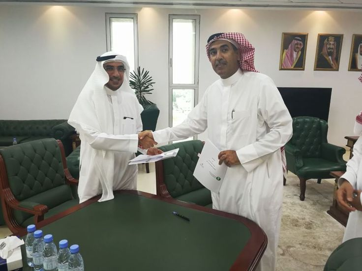 For the success of #aquaculture industry in #KSA, the National Aquaculture Group and Agricultural Development Fund has signed a cooperation and training agreement