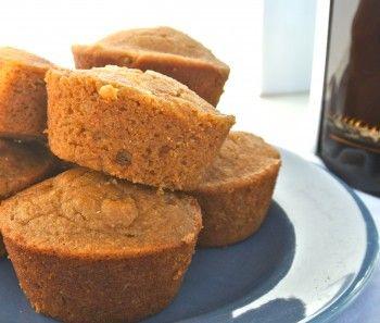 Vegan Lemon Scented Almond Muffin Recipe