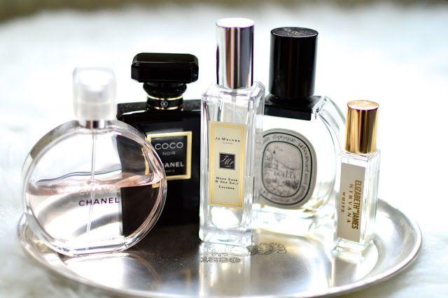 Simply Nina: My Perfume Collection