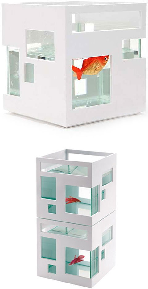 47 best images about acuarios para el hogar on pinterest for Fish hotel tank