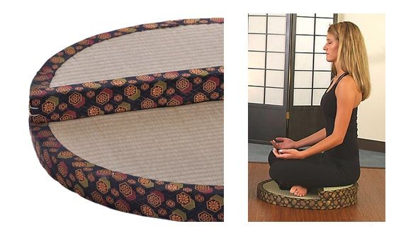 Meditation cushion, now available on: www.tatami.co.il