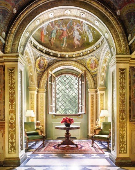 Hotel Art You Actually Want to Look At | Four Seasons Hotel Firenze, Florence Italy