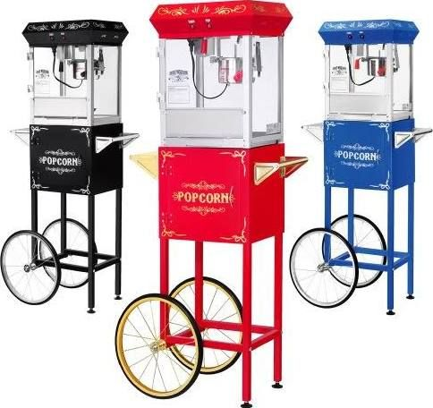 the best popcorn machine for home use
