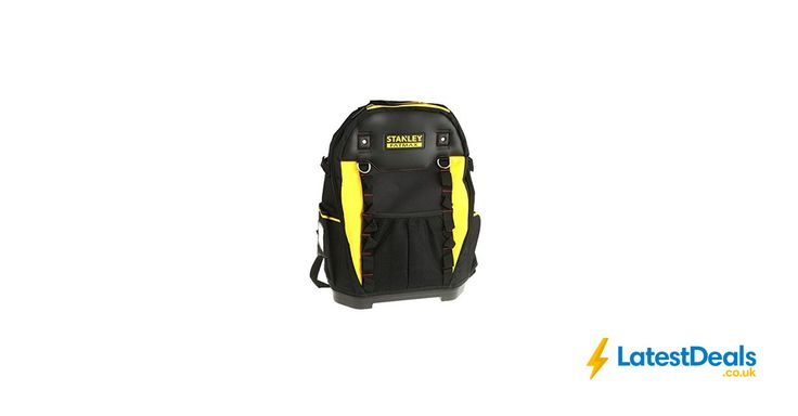 Stanley Fatmax Tool Backpack Free Delivery, £37.30 at Amazon UK
