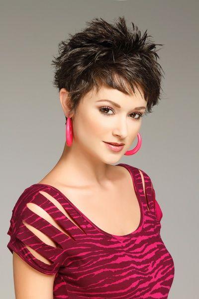 Amazing 1000 Ideas About Spiky Short Hair On Pinterest Short Hair Short Hairstyles Gunalazisus