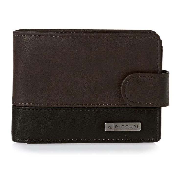 Rip Curl Clip All Day Wallet - Brown   Free UK Delivery* and Returns