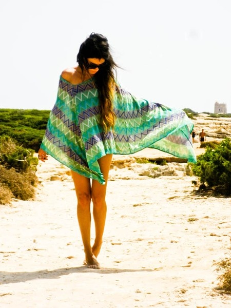 Cover up for the beach