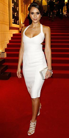 Jessica Alba: Fashion, Style, Dresses, Red Carpet, Jessicaalba, White Dress, Narciso Rodriguez, Jessica Alba, Photo