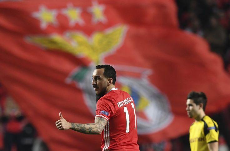 @Benfica #Mitroglou #Glorioso #SLB #UCL #9ine