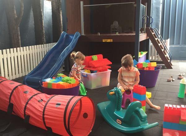 Sydney's 10 best cafés  with play areas.