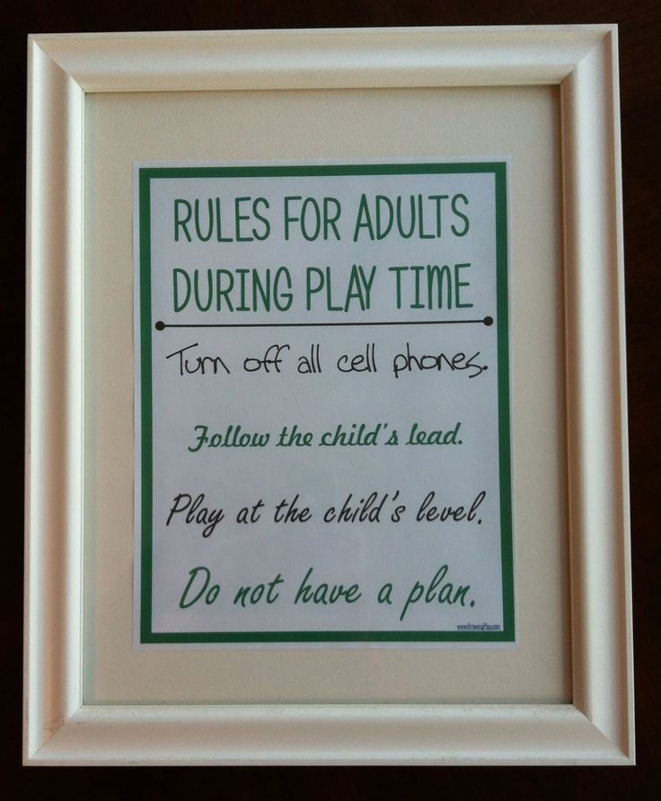 Playing with Children | YourTherapySource.com Blog