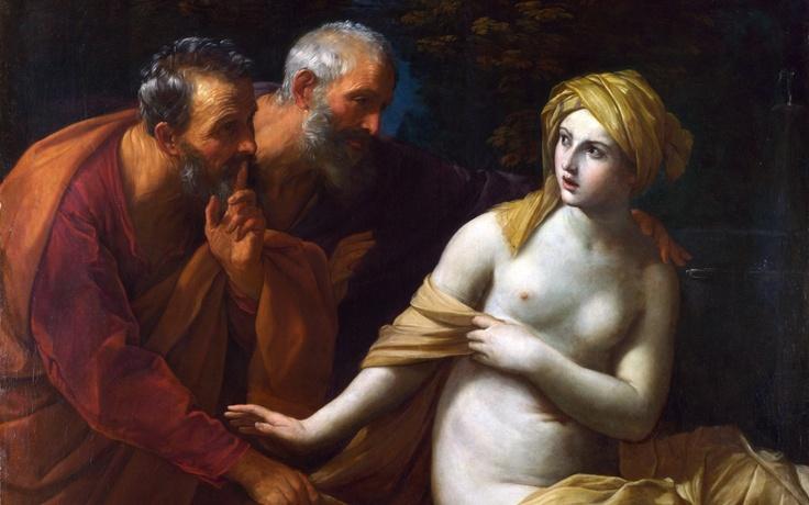 Suzanne et les vieillards, Guido Reni