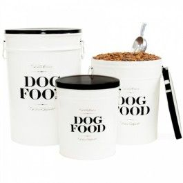 Bistro Dog Food Storage Bin