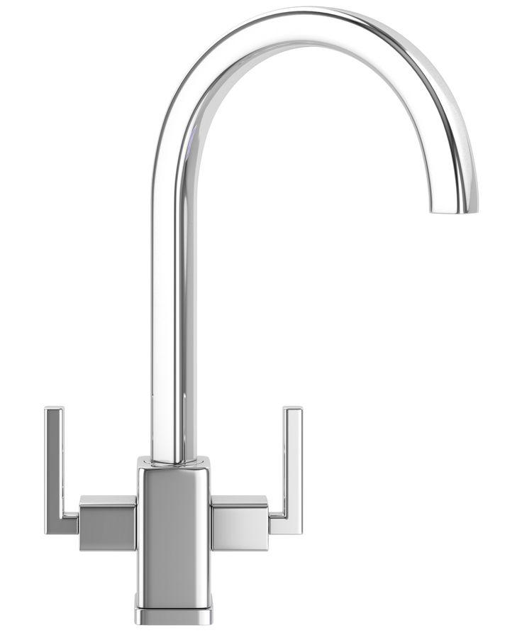 Franke Mythos MTX Kitchen Sink Mixer Tap Chrome - 115.0049.965