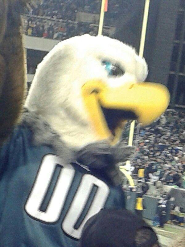 Swoop!! Saints vs Eagles