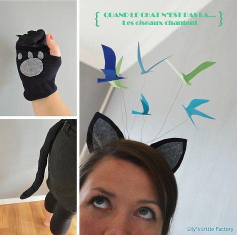 17 meilleures id es propos de deguisement chat sur pinterest deguisement pour chat costume. Black Bedroom Furniture Sets. Home Design Ideas