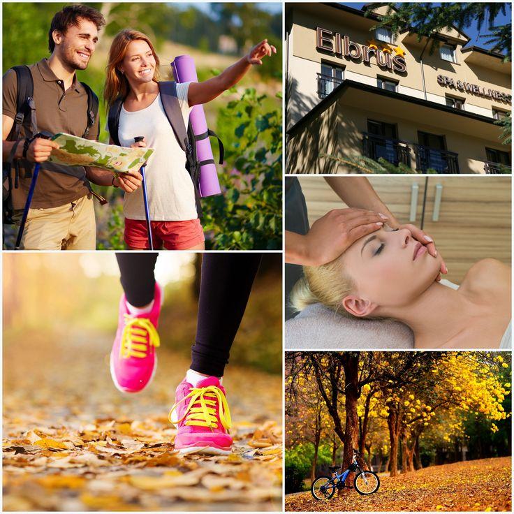 Piękna jesień w Szczyrku! Idealna na spacery, rowery, wędrówki. Zregeneruj ciało i umysł w Hotelu Elbrus***. Zapraszamy na długi weekend http://hotel-elbrus.pl/weekend_listopadowy