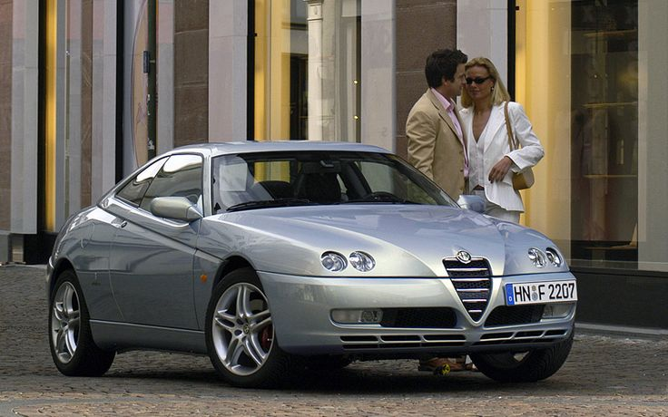2003 Alfa Romeo GTV - specifications, photo, price, information, rating