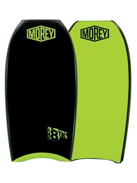 Morey Bodyboards Mach 8TX Polypro Core - 2016/17 Model