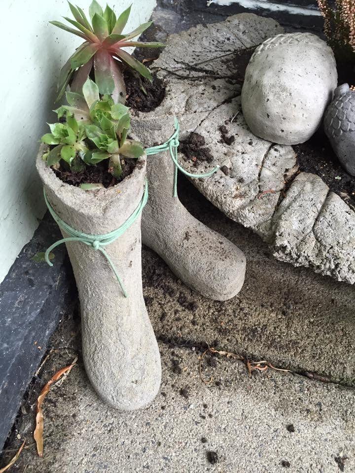 hobby støbning i beton