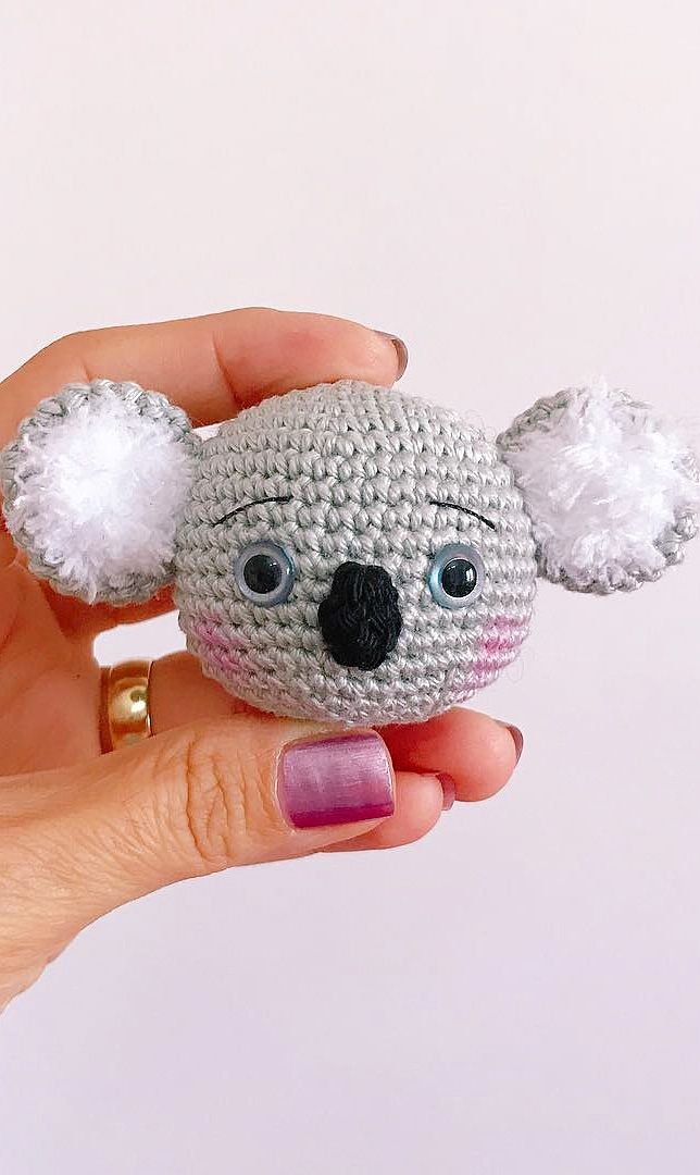 Lovely Amigurumi Doll, Animal, Plant, Cake and Ornaments Pattern Ideas. Web Page Number 34