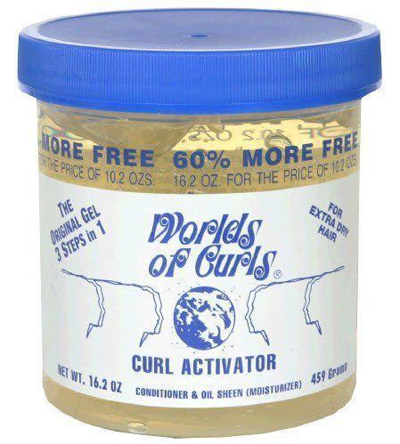 AOneBeauty.com - Worlds Of Curls Curl Activator Gel - Extra Dry (16.2oz) Bonus , $7.49 (http://www.aonebeauty.com/worlds-of-curls-curl-activator-gel-extra-dry-16-2oz-bonus/)