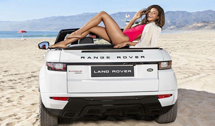 Land Rover Santa Monica >> Naomie Harris Introduces New Range Rover Evoque ...