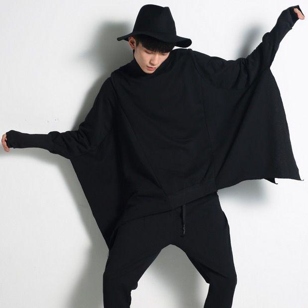Aliexpress.com: Acheter 2017 Nouvelle Mode Designer Harajuku Tendance Mens Vestes Batte Manches Odd Future Manteau À Capuche Sweat Hip Hop Hoodies Hommes de manteau à capuche fiable fournisseurs sur those days