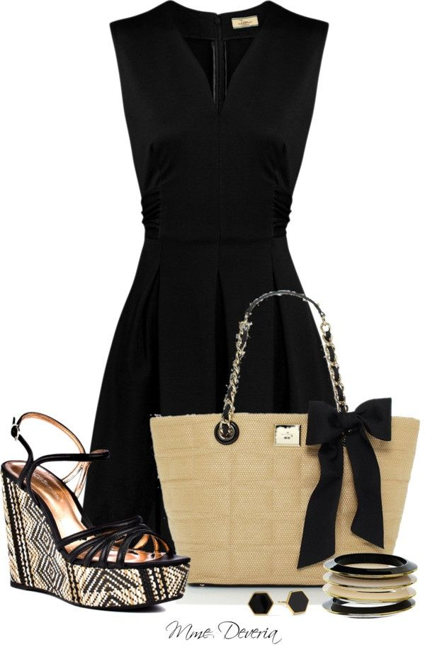 //Summer Outfit #fashion #accessories #combination