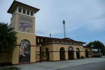 Joker Marchant Stadium  Detroit Tigers spring training