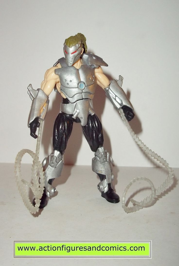 marvel universe WHIPLASH iron man 2 hasbro toys action figures 37