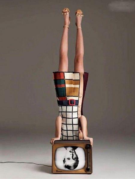 #Twiggy #60s #1960s #fashion #mod