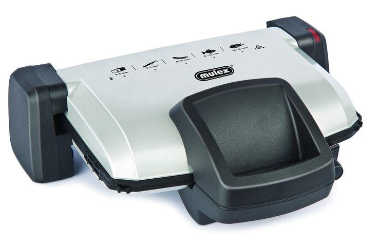 Mulex Toast & Grill MX 025 grau http://mulex.de/grillen/toast-grill-mx-025