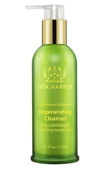 Must try regenerating cleanser. Buff your flaws the eco-friendly way (or so the smiling Sephora gal said).