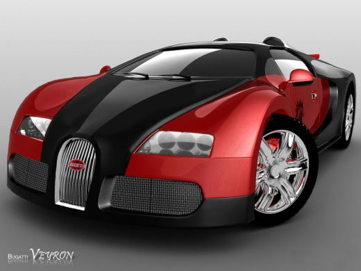 1. Bugatti Veyron_ top speed 267mph, 0-60 in 2.5 sec. only 200 produced