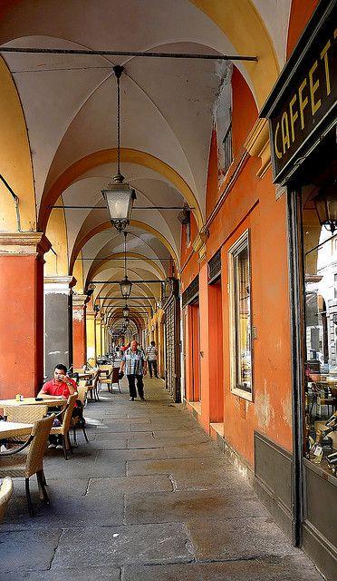 Modena, Emilia-Romagna, Italy Via Farini