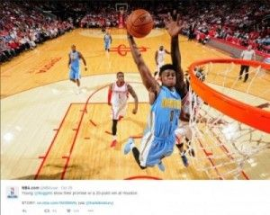 Emmanuel Mudiay Mocks Lakers For Drafting D'Angelo Russell Ahead Of Him - http://www.morningnewsusa.com/emmanuel-mudiay-mocks-lakers-for-drafting-dangelo-russell-ahead-of-him-2342494.html