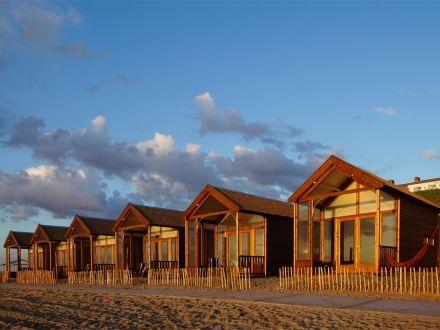 Strand Vakantie huisjes Katwijk