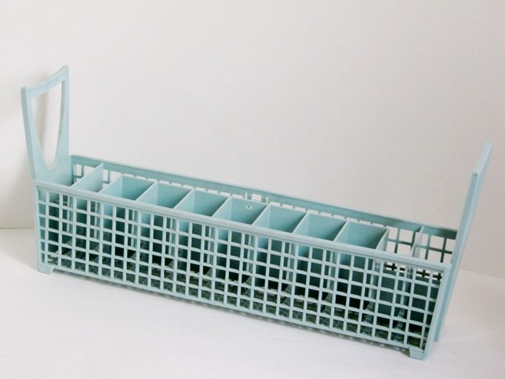 Kitchenaid Dishwasher Silverware Basket To Drain : Kitchenaid Dishwasher  Silverware Basket Parts