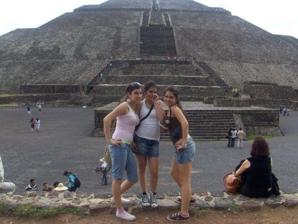 Zona Arqueológica de Teotihuacán en Teotihuacán Municipality, México