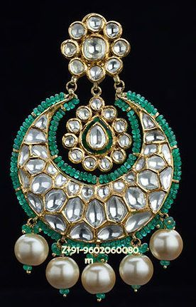 Jaipur Jewellery Jadau Kundan Meena Diamond Polki Jewelry In India
