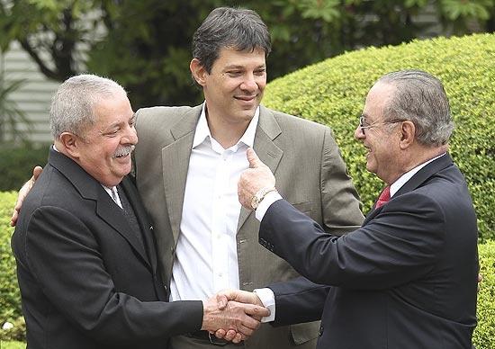 Incoherence of policy or our innocence (A incoerência chocante da ligação Lula-Maluf)