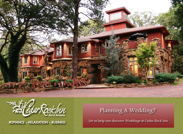 Cedar rock inn oklahoma wedding venue the day my father will cry cedar rock inn oklahoma wedding venue the day my father will cry like a baby pinterest oklahoma wedding wedding venues and weddings junglespirit Choice Image