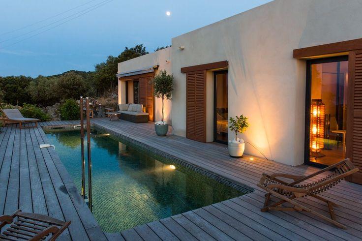 Villa am Strand, in Saint Florent mieten - 1035755