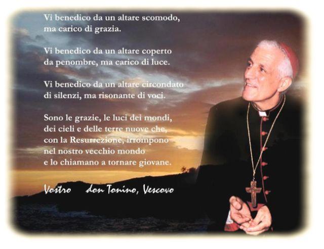 Vi benedico - don Tonino Bello - leggoerifletto