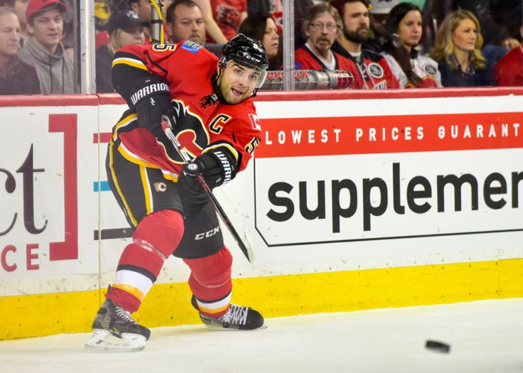 Mark Giordano Getting Over Slow Start As Flames Rebound